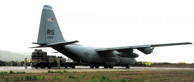C-130 Hercules - Hercules in Iraq Picture