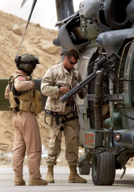 HH-60G Pave Hawk - Gettin' ready Picture