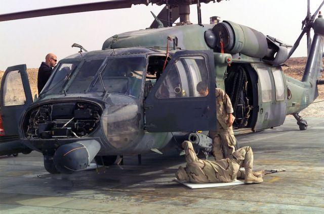 HH-60G Pave Hawk - Pave Hawk modification Picture