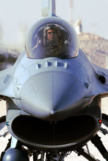 F-16CJ - Abu is coming Picture