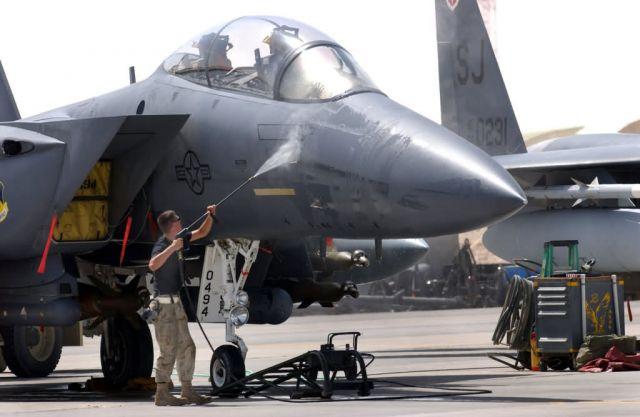 F-15E Strike Eagle - Clean Eagle Picture