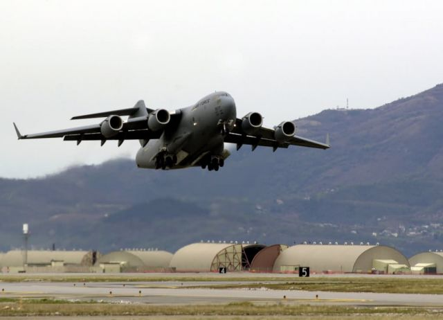 C-17 Globemaster III - Bound for Washington Picture