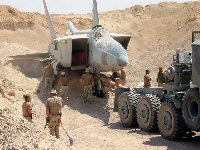 MiG-25 Foxbat - Hidden Foxbat Picture