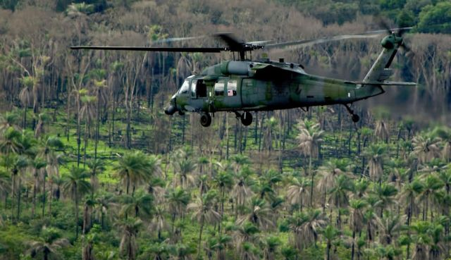 HH-60G Pave Hawk - Going home Picture