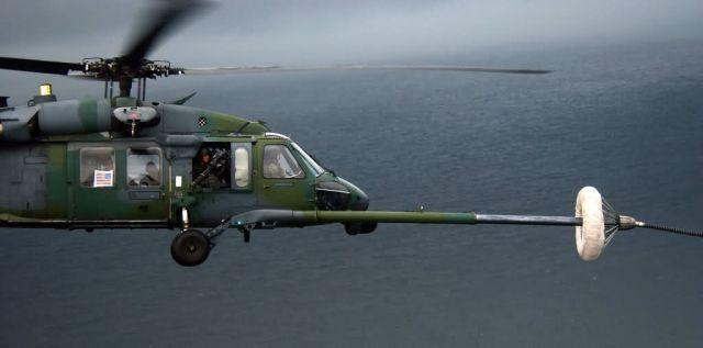 HH-60G Pave Hawk - Top it off, please Picture