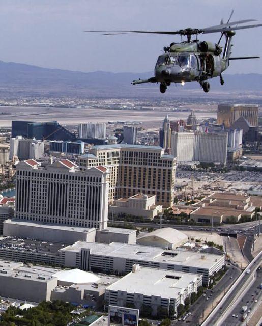 HH-60 Pave Hawk - Scenic flight Picture