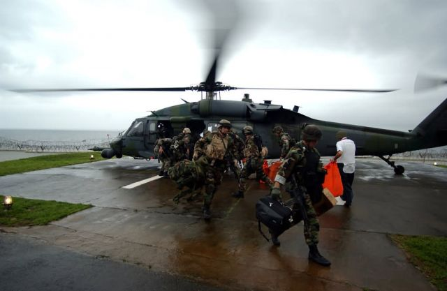 HH-60G Pave Hawk - More support in Liberia Picture