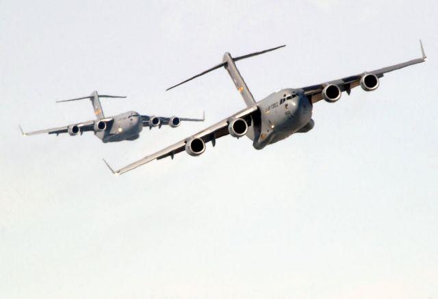 C-17 Globemaster III - Training Globemasters Picture