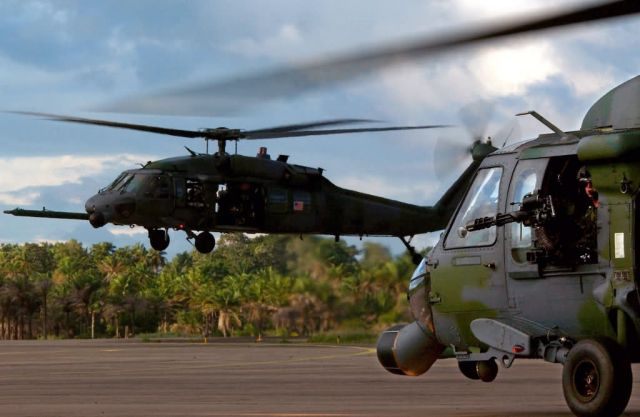 HH-60G Pave Hawk - Flight function check Picture