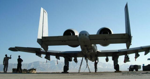 A-10 Thunderbolt II - Hog heaven Picture