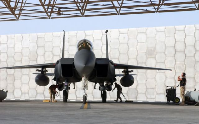 F-15E Strike Eagle - The Strike Eagle has landed Picture