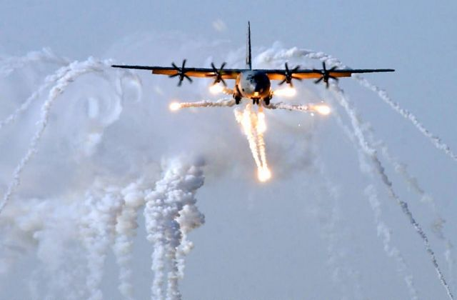 C-130J - Air show Picture