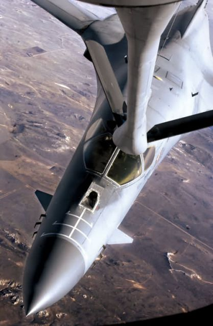B-1 Lancer - Bomber meets boomer Picture