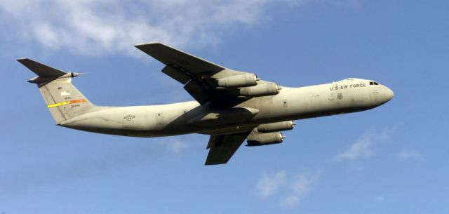 C-141C Starlifter - C-141C Picture