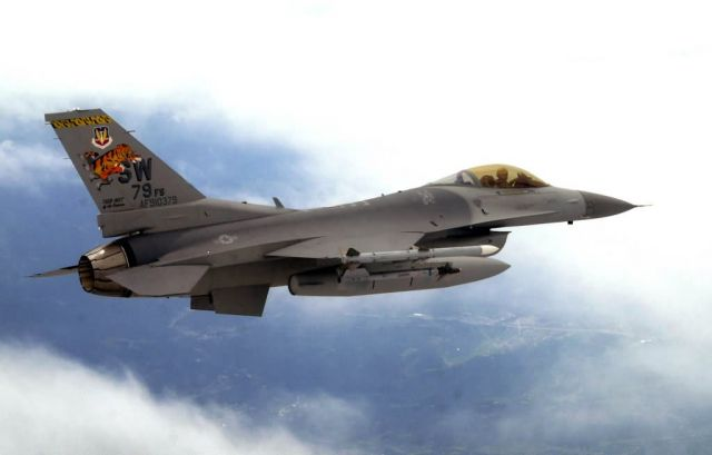 F-16 Fighting Falcon - Tougher Falcon Picture