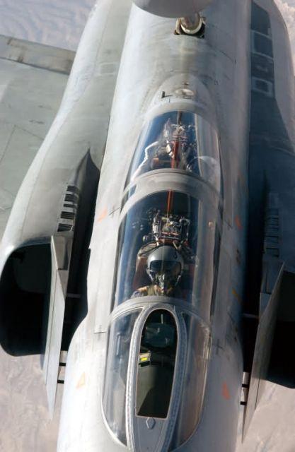 F-4 Phantom II - Flying Phantom Picture