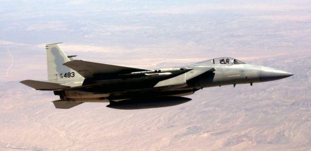 F-15C - Desert Eagle Picture