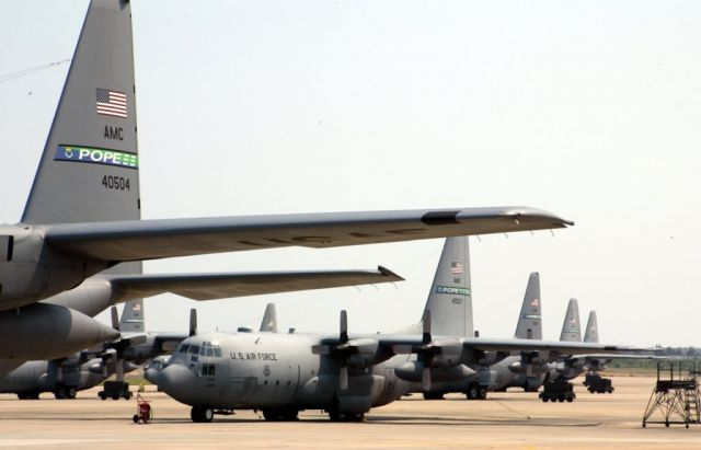 C-130 Hercules - Home again Picture