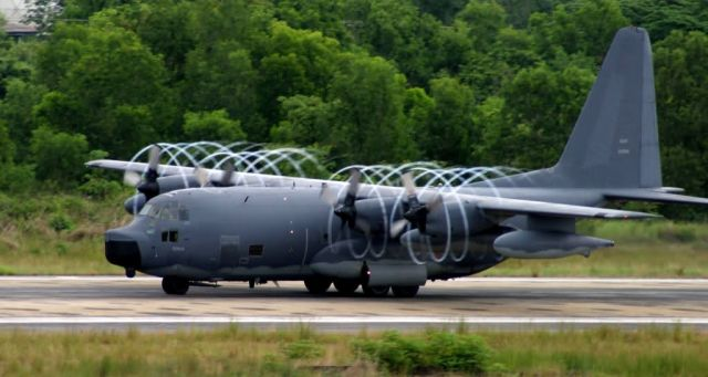 MC-130P - Twisters Picture