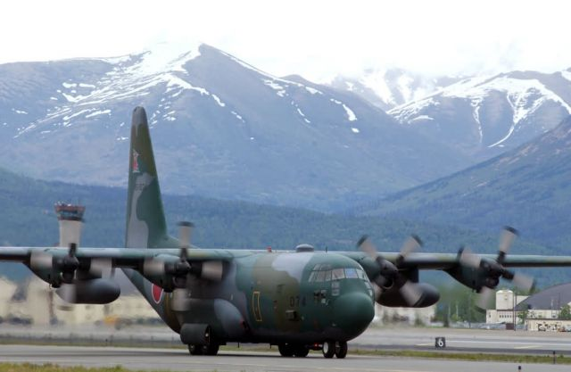 C-130 - Cope Thunder Picture