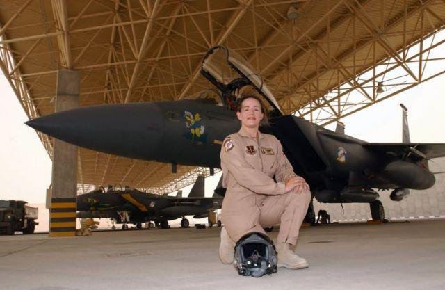 F-15E Strike Eagle - Julie Ayers Picture