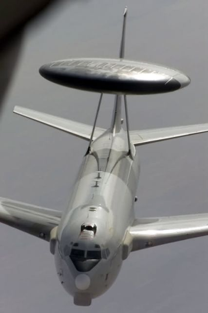 E-3 Sentry - Sentry in flight Picture