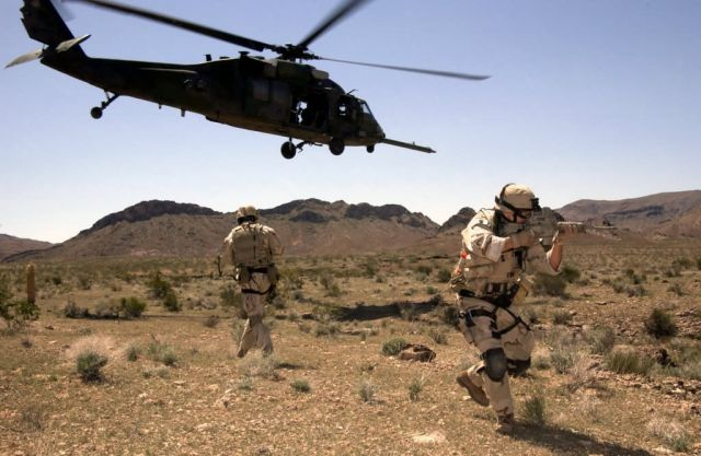 HH-60G Pave Hawk - Train to fight Picture