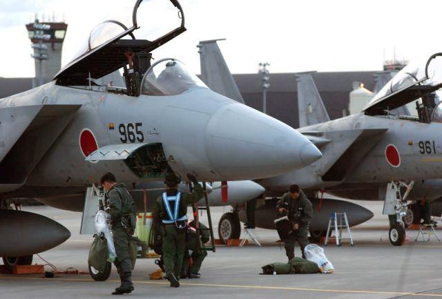 F-15J - Oriental eagles Picture