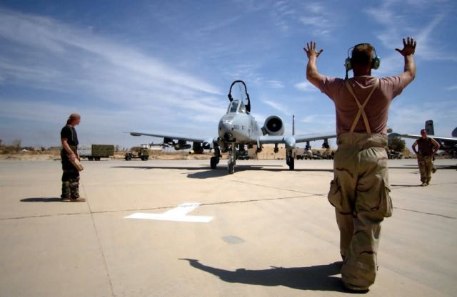 A-10 Thunderbolt II - Park it Picture