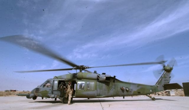 HH-60G Pave Hawk - Ready to go Picture