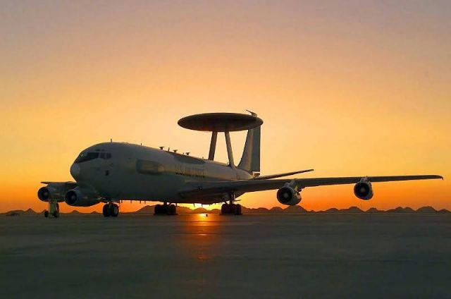 E-3 Sentry - AWACS Picture