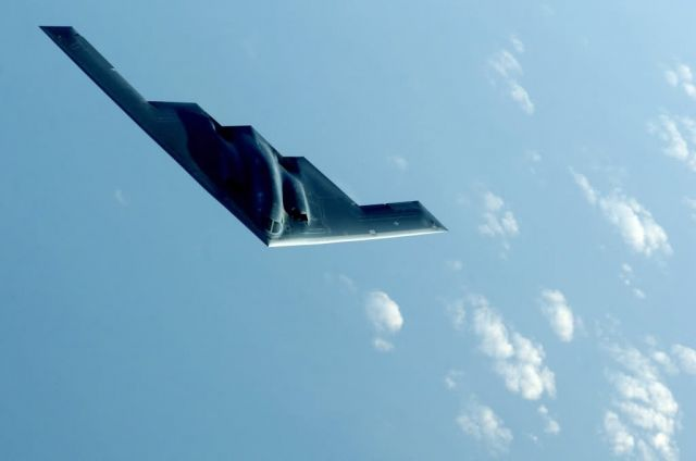 B-2 Spirit - Spirit in the sky Picture