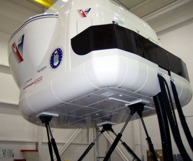 CV-22 - CV-22 Simulator Picture