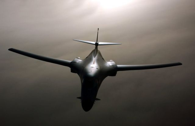B-1 Lancer - Lancer mission Picture