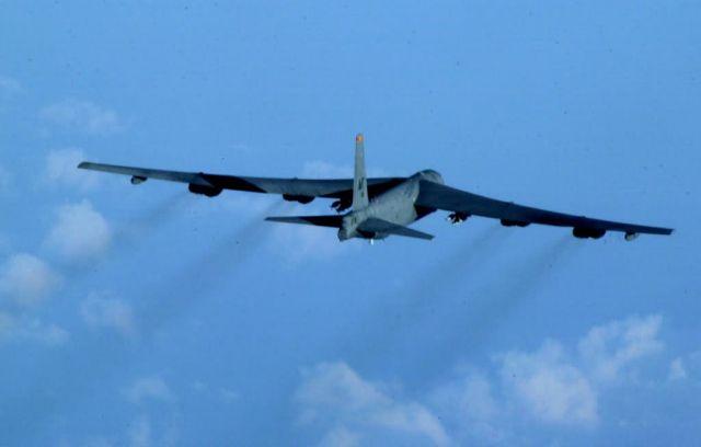 B-52 Stratofortress - Buff sortie Picture