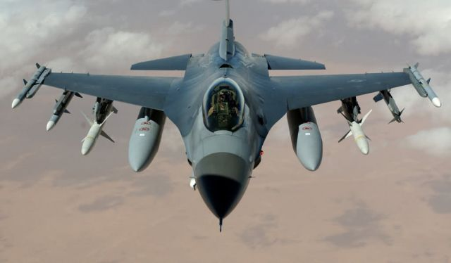 F-16 Fighting Falcon - Wild Weasels Picture