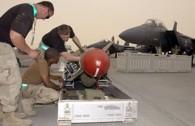 AGM-130 - Mission loading Picture