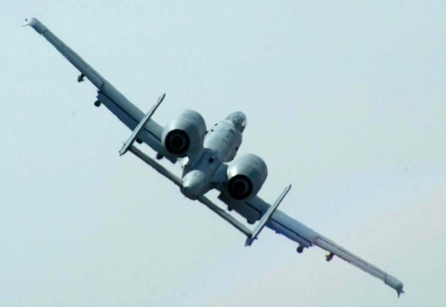 A-10 Thunderbolt II - Thundrbolt sortie Picture