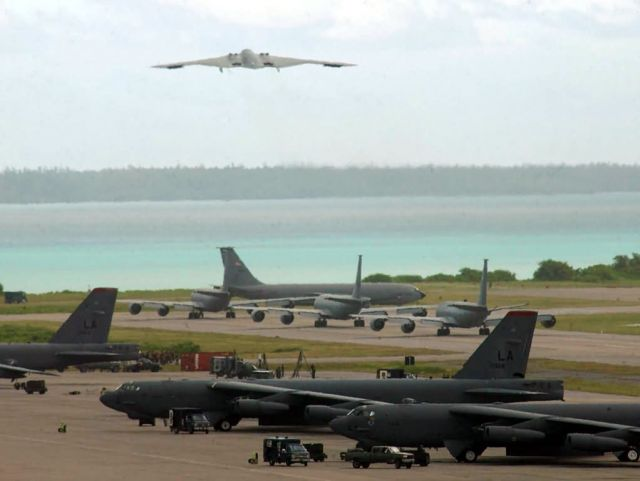 B-2 Spirit - Busy bombers Picture