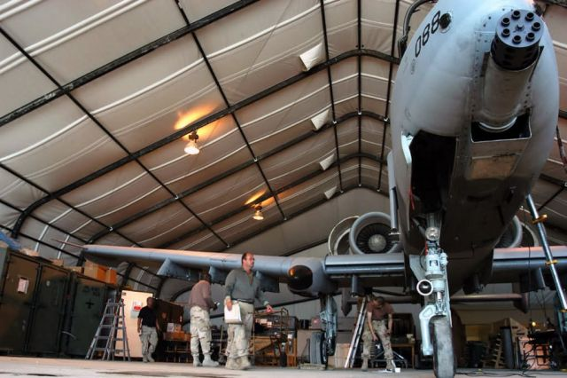 A-10 - Contingency phase maintenance Picture