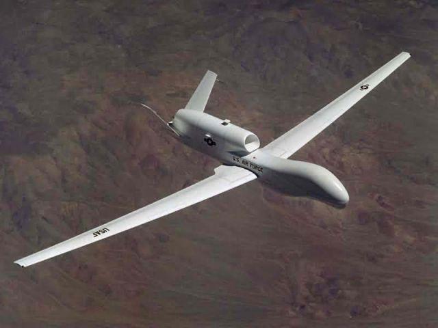 Global Hawk - Global Hawk flight Picture