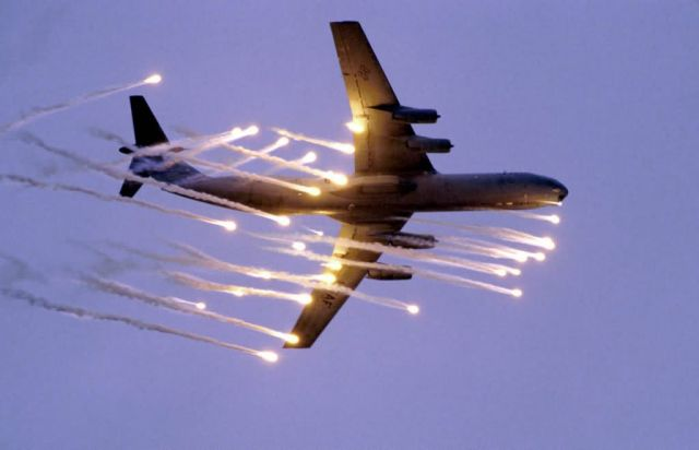 C-141B Starlifter - Danger Zone Picture