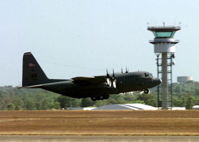 C-130 Hercules - Down under Picture