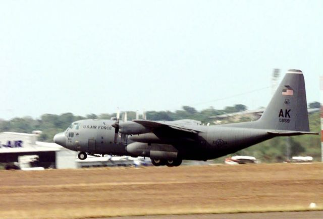 C-130 Hercules - Firebirds down under Picture