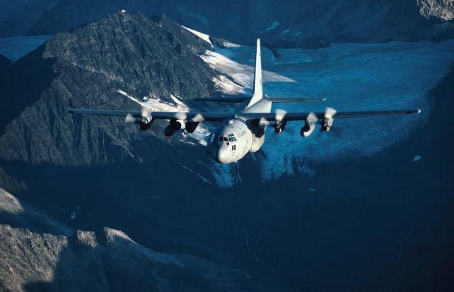 C-130 Hercules - C-130 Picture