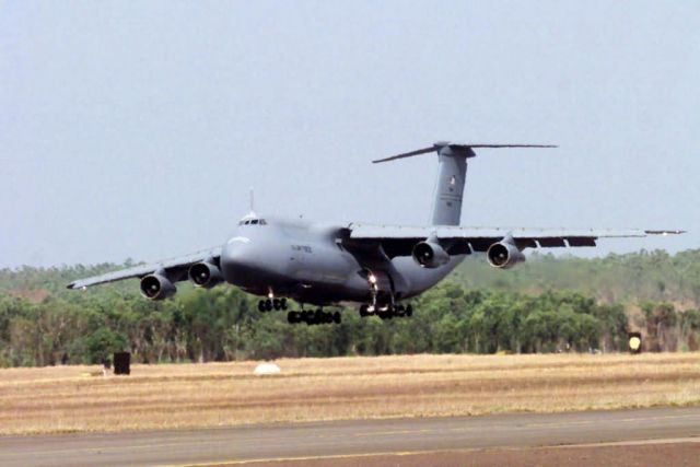 C-5 - G'day, mate. Picture
