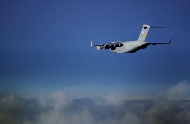 C-17 Globemaster III - Peace Shield Picture