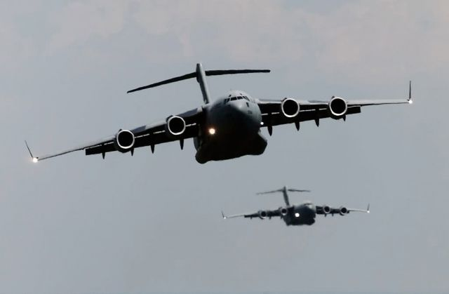 C-17 Globemaster III - Peace Shield Picture