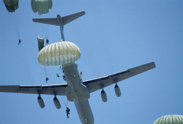 C-141 Starlifter - Geronimo! Picture