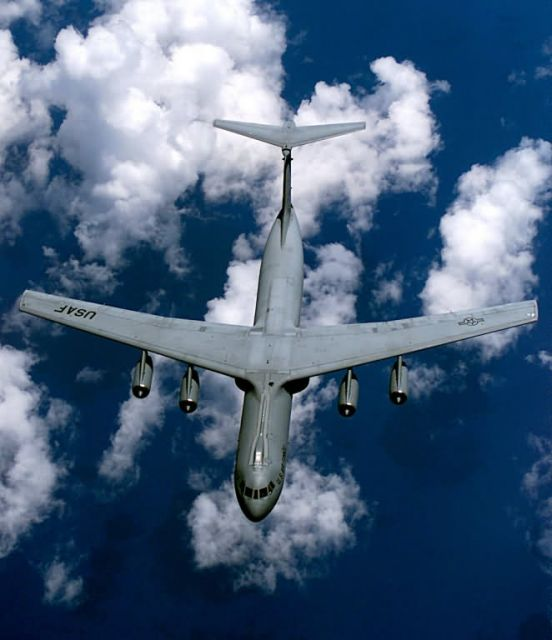 C-141 Starlifter - Rodeo 2000 Picture